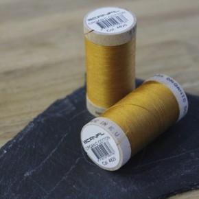 fil coton bio scanfil - curcuma