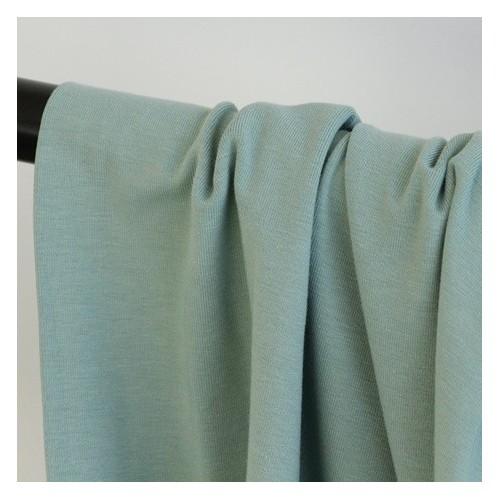 jersey coton bio - vert tendre