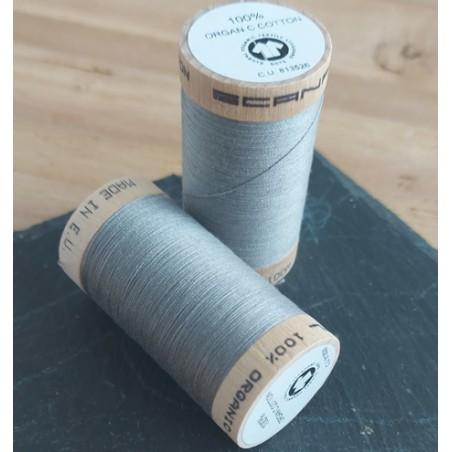 fil coton bio gots gris 4832 - scanfil