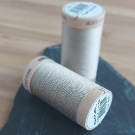 fil coton bio beige 4825 - scanfil