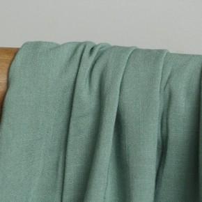 tissu viscose stretch - vert tendre