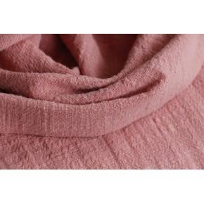 gaze de coton - rose