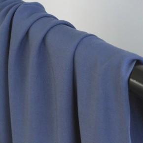 tissu viscose bleu jean
