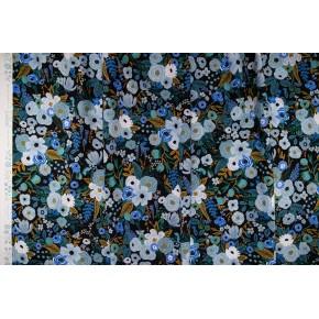 tissu rifle paper co - garden party blue