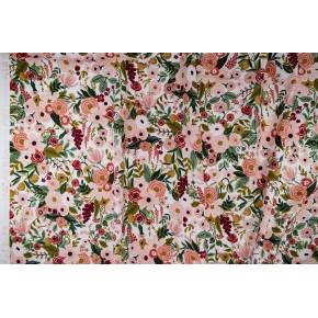 coton garden party rose