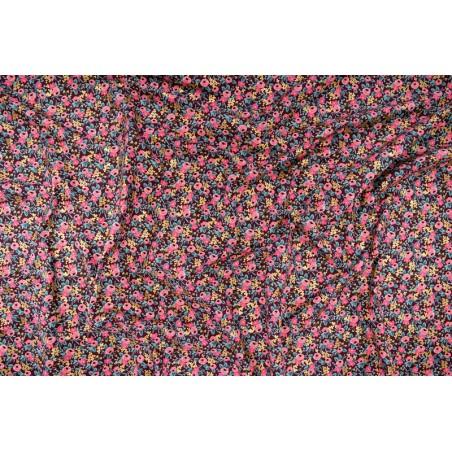 tissu rifle paper co - rosa burgundy metallic