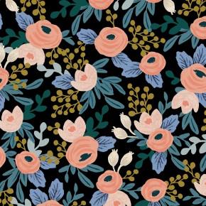 COTON canvas fleurs - rifle paper co