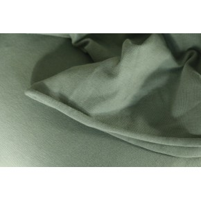 jersey coton bio vert tendre