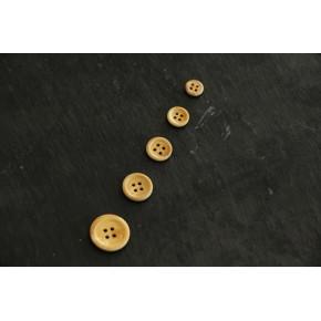 bouton bois 4 trous - dylan