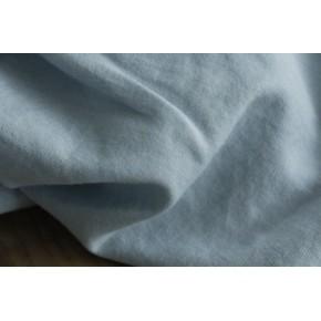 tissu coton denim bleu très clair