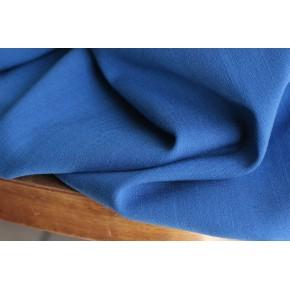 viscose stretch bleu