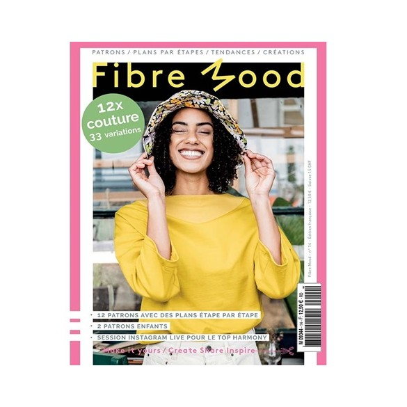 Magazine Fibre Mood - numéro 14