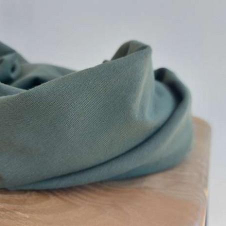 Jersey coton bio - kaki