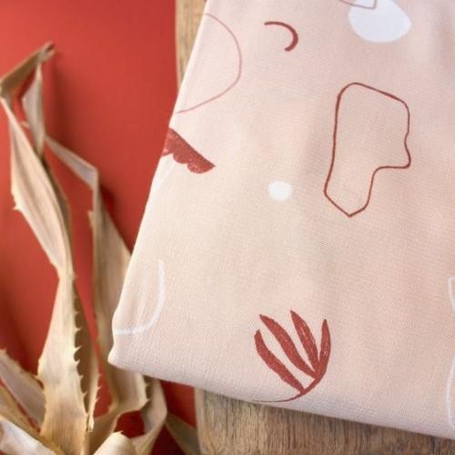 Viscose sandstorm blush - Atelier Brunette
