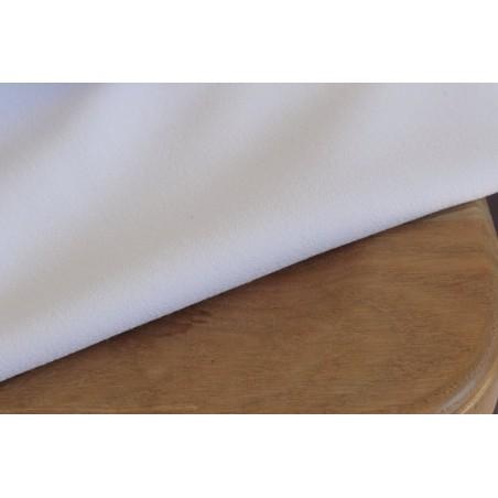 crêpe blanc