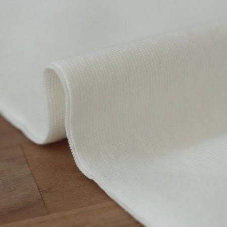 bord cote blanc cassé