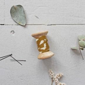 Biais shade Ochre - Atelier Brunette