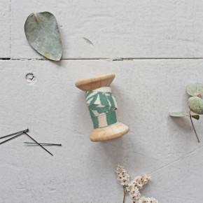 Biais canopy Cactus - Atelier Brunette