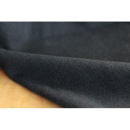 tissu lainage italien marine