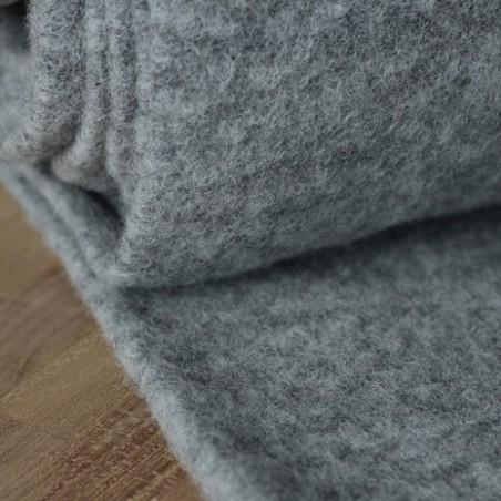 LAINE BOUILLIE SOUPLE - gris