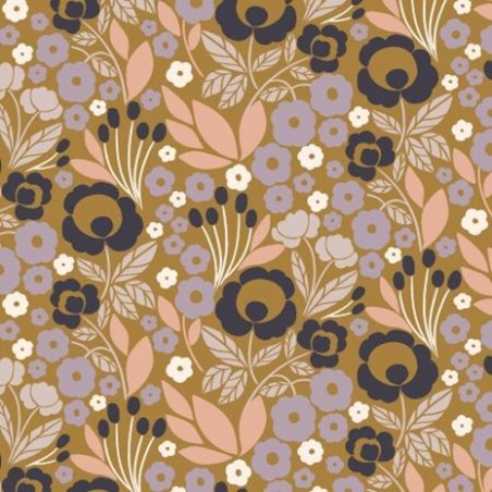 Collection Penny Cress Garden - Agnes Midsommer Fabric