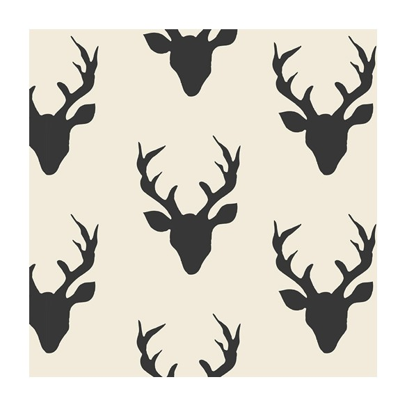 Buck Forest Night art gallery fabrics