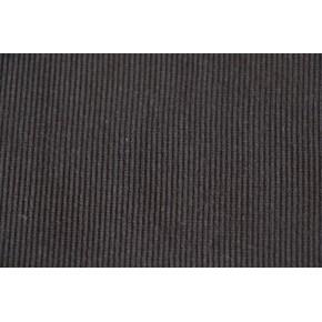 Bord-côte tubulaire Noir