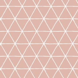 Grid in Pink CAMELOT FABRICS