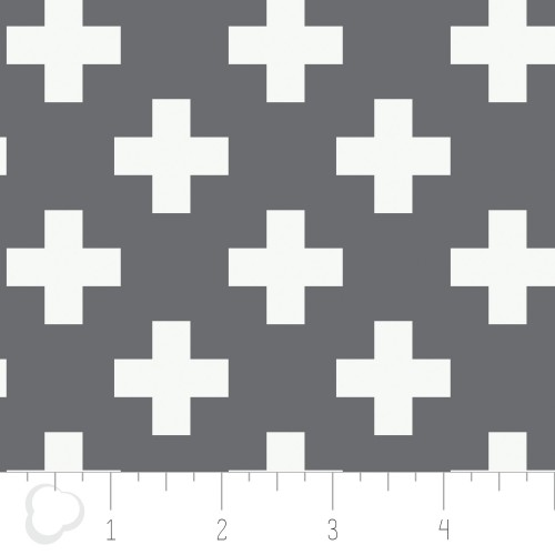 Cross in Iron CAMELOT FABRICS