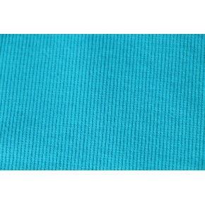 Bord-côte tubulaire bleu