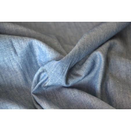 Jean fin bleu