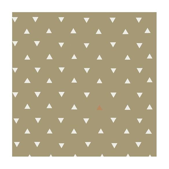 Triangle Tokens Home Metallic