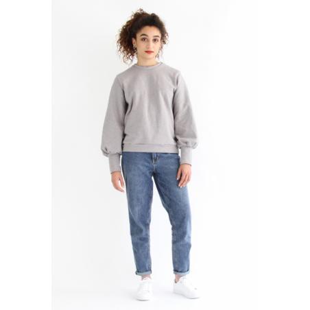 Patron sweatshirt ZEBRE