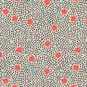 Mist Flora Luminous Art Gallery Fabrics