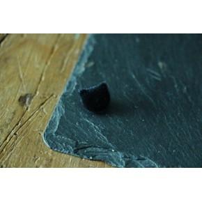 Bouton Petit chat noir