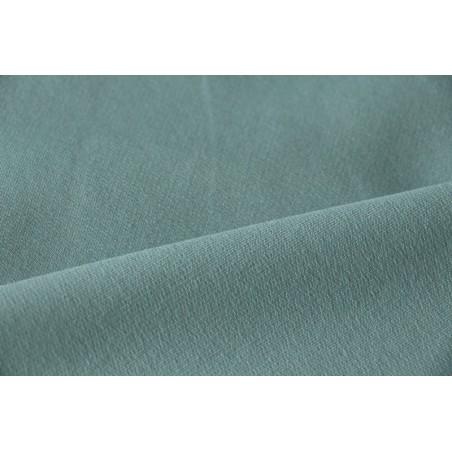 Molleton fin bleu céladon - Un chat sur un fil