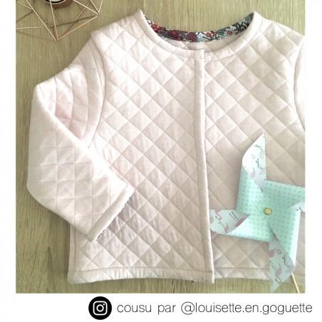 Gilet Monceau baby et mini