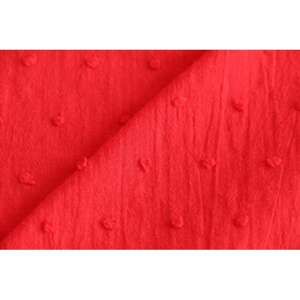 Plumetis rouge