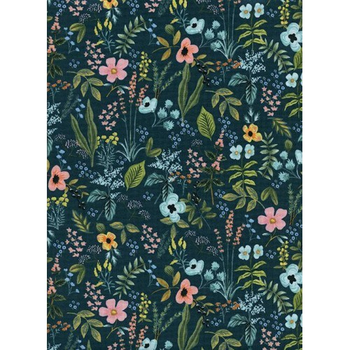 HERB GARDEN NAVY - Rifle paper co