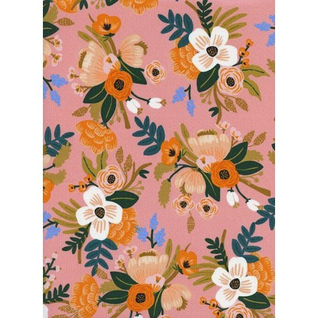 LIVELY FLORAL CORAL - Rifle Paper Co