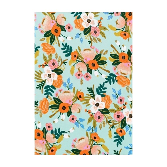 LIVELY FLORAL MINT - Rifle Paper Co
