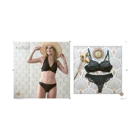 Apprendre à coudre sa lingerie et ses maillots de bain - Charlotte Jaubert