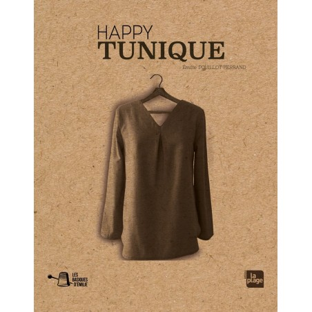 Happy tunique - Emilie Pouillot- Ferrand