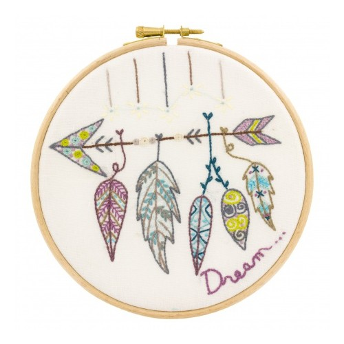 I have a dream - kit broderie
