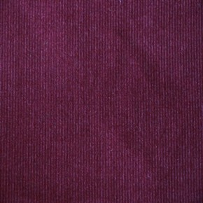 Velours milleraies bordeaux
