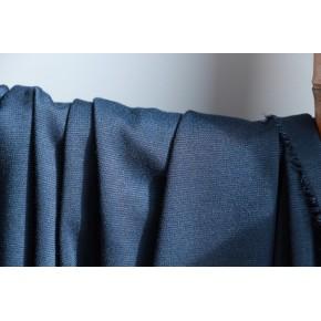 Maille milano bleu pétrole