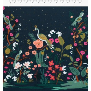 GROWING GARDEN NAVY - Rifle paper co