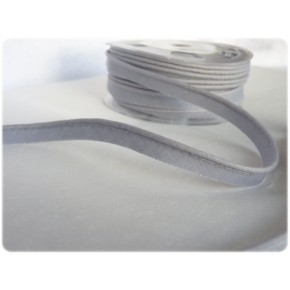 Passepoil gris clair