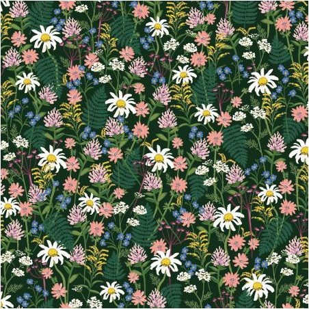 wildflowers hunter rifle paper co