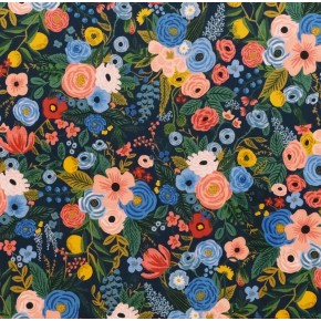garden party navy rifle paper co